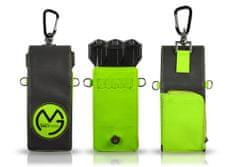 XQMax Darts Puzdro na šípky Michael van Gerwen - zelené