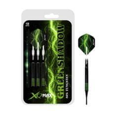 XQMax Darts Šípky Green Shadow - 18g
