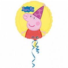 Amscan Folija balon Pujsa Pepa