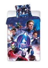 FARO Textil Detské obliečky Avengers 140x200 cm