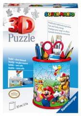 Ravensburger 3D Puzzle Ceruzatartó Super Mario, 54 darabos