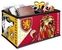 Ravensburger 3D Puzzle Tároló doboz Harry Potter, 216 darabos