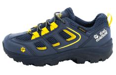 Jack Wolfskin chlapecká nepromokavá outdoorová obuv Vojo Texapor 4042191
