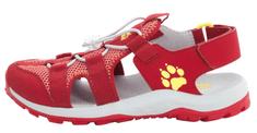 Jack Wolfskin dívčí outdoorové sandály Outdoor Action Sandal Kids 4038791