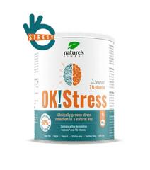 Nutrisslim OK!Stress prehransko dopolnilo, 150 g