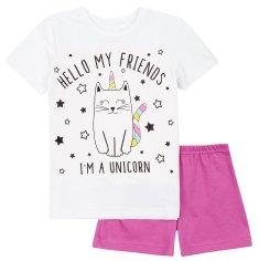 Garnamama dívčí pyžamo md98773_fm16