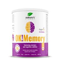 Nutrisslim OK!Memory prehransko dopolnilo, 150 g