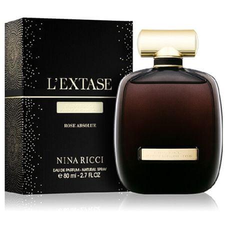 Nina Ricci L`Extase Rose Absolue - EDP 80 ml