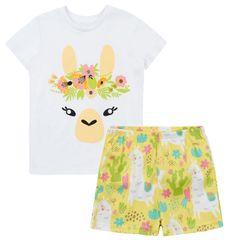 Garnamama dívčí pyžamo md112343_fm3