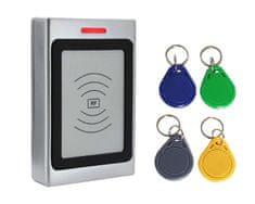 Mave Samostojna naprava za kontrolo dostopa s 13.56 MHz čipi in 4 RFID obeski