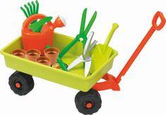 Androni Kerti kocsi eszközökkel