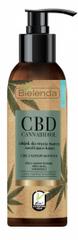 Bielenda CBD Cannabidiol hydratačno - upokojujúci pleťový čistiaci olej 140ml