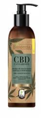 Bielenda CBD Cannabidiol hydratačno - detoxikačná pleťová čistiaca emulzia 175g