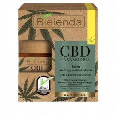 Bielenda CBD Cannabidiol hydratačno - detoxikačný pleťový krém deň/noc 50ml