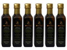 Orient House Arganový olej 6x250ml z Maroka na vnútorné použitie