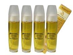 Orient House 100% čistý bio arganový olej kozmetický 4x100ml priamo z Maroka