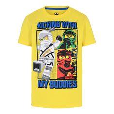 LEGO Wear chlapčenské tričko Ninjago LW-12010095