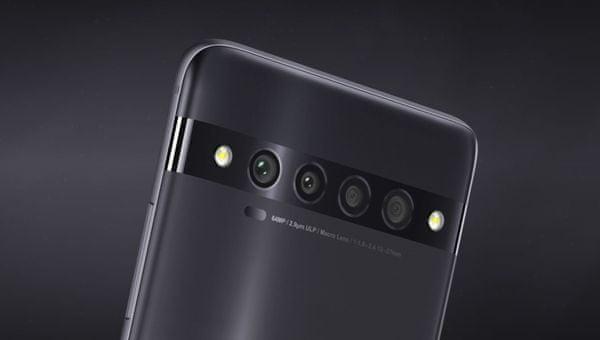 TCL 10Pro super noční režim adaptivní jas obrazová technologie NXTVISION HDR video 4K video velký zaoblený AMOLED displej Full HD+ dlouhá výdrž baterie, rychlé nabíjení reverzní nabíjení výkonný procesor, čtyři fotoaparáty, širokoúhlý, makro, noční objektiv noční natáčení videa jedinečný design QualComm Snapdragon 675G umělá inteligence zpomalené snímání vida