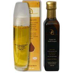 Orient House Arganový olej sada 2ks priamo z Maroka