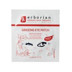 Erborian Maska na oční okolí Ginseng Eye Patch (Eye Care Sheet Mask) 5 g