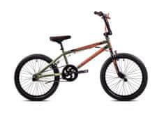 Capriolo BMX Totem 20 kolo, oranžno-zeleno