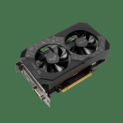 grafična kartica GeForce GTX 1650 TUF Gaming OC