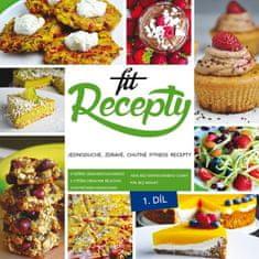 Fit recepty Kniha Fit recepty 1.díl