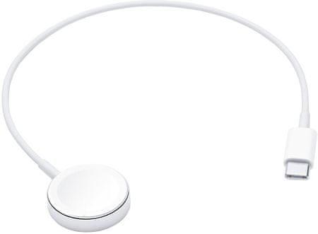 Apple Watch magnetni kabel za punjenje USB-C (0,3 m) (mx2j2zm/a)