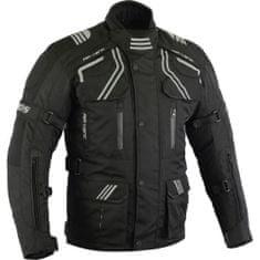 BOS Pánská touringová moto bunda BOS Temper Velikost: Barva černá, Velikost M