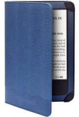 PocketBook BREEZE Pouzdro pro 614 / 615 / 622 / 623 / 624 / 625 / 626 / 631 / 640 / 641 - modré, originál Pocketbook