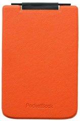 PocketBook 624/626 FLIPPER F03 oranžové, černé - pouzdro oboustranné originál