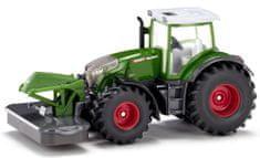 SIKU Poljoprivredni traktor Fendt 942 Vario s prednjim nastavkom za rezanje