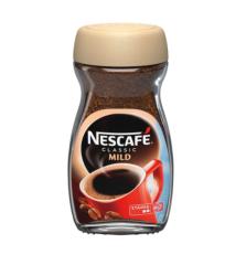 NESCAFÉ Classic instant kava, Mild, v kozarcu, 200 g