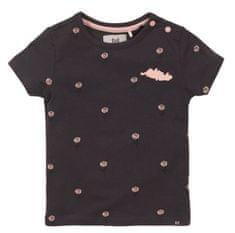 KokoNoko dívčí tričko – růžičky VK0209A