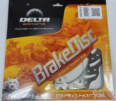 DELTA Braking Zadní brzdový kotouč DBD005G - Honda