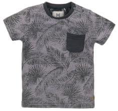 KokoNoko chlapecké tričko - listy VK0221A