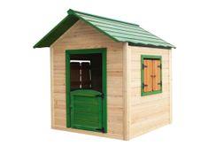 Marimex Domeček dětský dřevěný Stáj