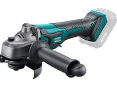 Extol Industrial Brúska uhlová akumulátorová Share 20V, 125mm, bezuhlíkový motor, bez aku a nabíjačky, M14