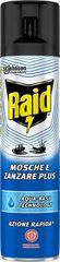 Raid sprej proti muham in komarjem Aqua Base, 400 ml