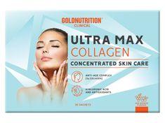 GoldNutrition Ultramax Collagen 30 sáčků Acai a granátové jablko