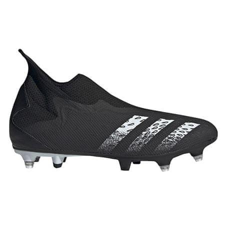Adidas PREDATOR FREAK .3 LL SG, PREDATOR FREAK .3 LL SG | Q46419 | CBLACK / FTWWHT / CBLACK | 8.