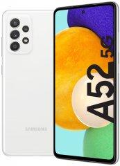 SAMSUNG Galaxy A52 5G, 6GB/128GB, White