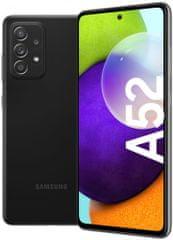 SAMSUNG Galaxy A52, 6GB/128GB, Black