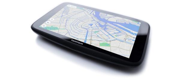 Nawigacja GPS TomTom GO Discover - mapy świata, szybsze aktualizacje map, ekran dotykowy TomTom, rozdzielczość HD, Wi-Fi, sterowanie głosowe, 7-calowy mocny głośnik, bluetooth i konstrukcja 3D