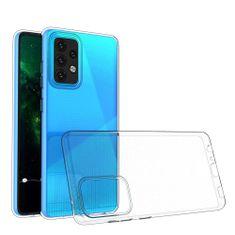 MG Ultra Clear 0.5mm silikonski ovitek za Samsung Galaxy A52 5G/4G, prozoren