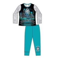 TDP TEXTILES Dievčenské bavlnené pyžamo HARRY POTTER Hogwarts Student 6 rokov (116cm)