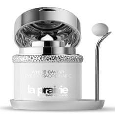 La Prairie Krema za Zpevňující in onemogočanje oči (White Caviar Eye Extraordinaire) 20 ml