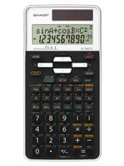 Sharp EL506TSWH tehnični kalkulator, črna-bela