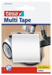 Tesa tesa®Multitape, univerzální opravná PVC páska, bílá, 5m x 50mm