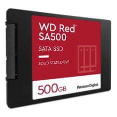 Western Digital SSD Disk SA500 500 GB